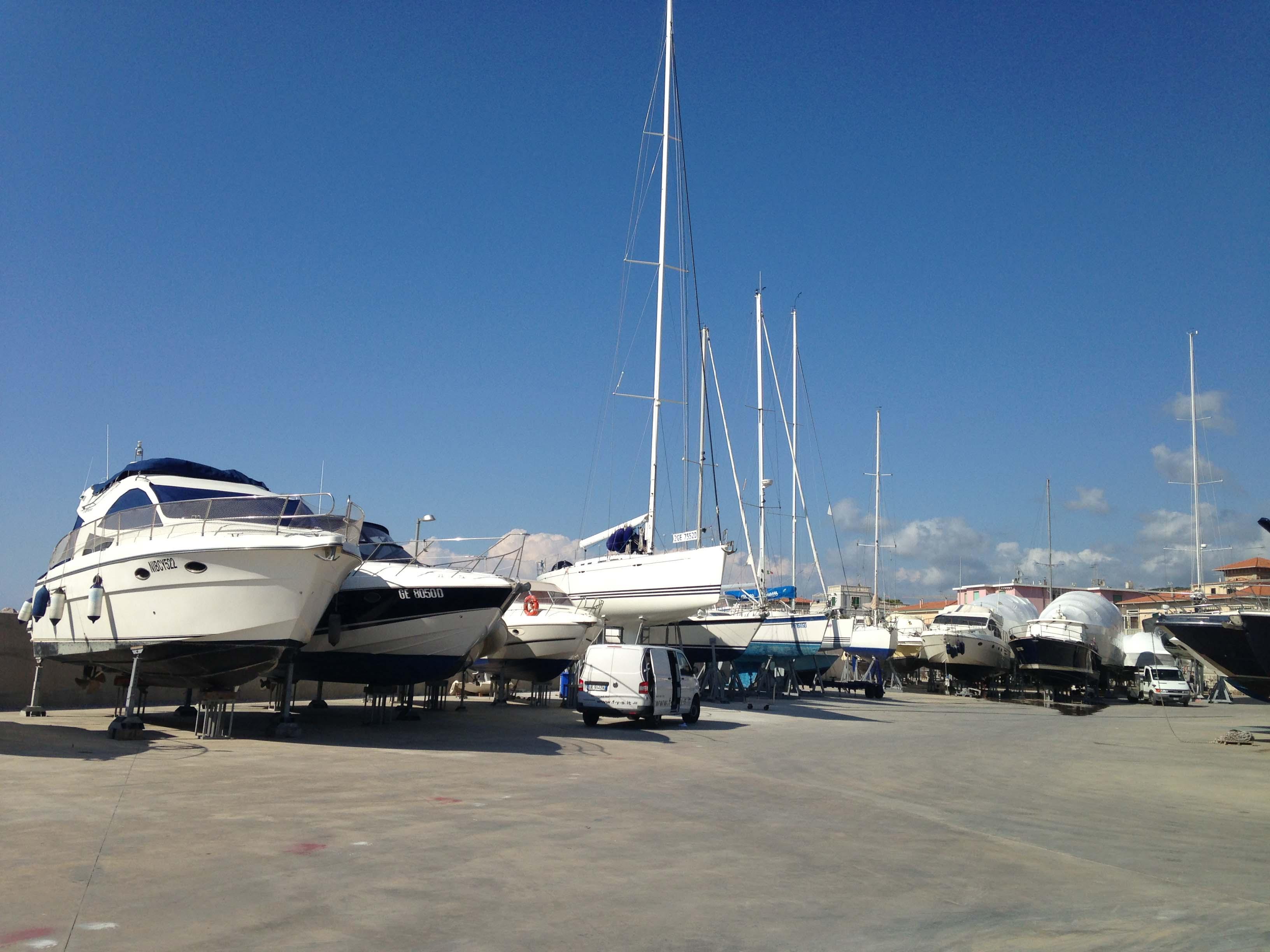 cantieristica#fys#yachtservice#toscana